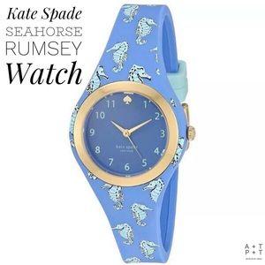 Kate Spade Seahorse Rumsey Watch